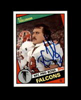 R.C. Thielemann Hand Signed 1984 Topps Atlanta Falcons Autograph