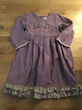 Little Prim, Girls, Size 10, Purple Dress, Nwt