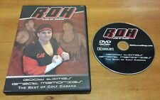ROH: Good Times Great Memories The Best of Colt Cabana DVD ring honor wrestling