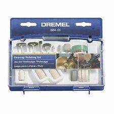 Dremel 20-Piece Clean Polish Rotary Tool Accessory Kit, Cleaning Polishing Tools