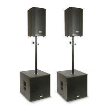 FBT ventis VN3000 Active PA System (110 A Top & Urs 115SA SUB)