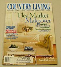 Country Living Magazine February 2000 Flea Market Makeover, Handbook