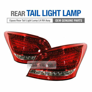 Genuine Parts Tail Rear Light Lamp Left Right Assy For HYUNDAI 2009 - 2016 Equus