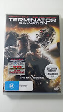 Terminator Salvation (2009) Christian Bale, Sam Worthington R4 DVD