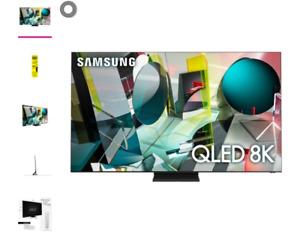 "SAMSUNG 85"" Class 8K Ultra HD (4320P) HDR Smart QLED TV QN85Q900T 2020"
