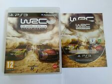 WRC: FIA World Rally Championship - PS3 Game - PlayStation 3 - Free, Fast P&P!