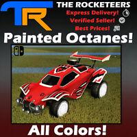 [SWITCH] Rocket League Every painted Octane Import Car (White,Crimson,Black..)