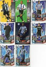 SHEFFIELD WEDNESDAY - 8 Signed Trading Cards - FOOTBALL