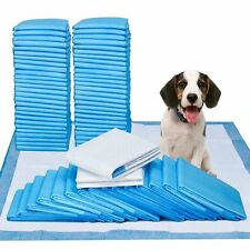 Puppy Training Pads Floor Protectors Carpet Cleaner Stain House Peepee 100 PK