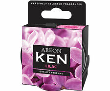 Areon KEN Lilac Can Style Air freshener luxury perfume for your Car AK18