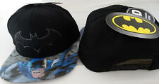 Batman Lenticular Bill Dc Comics Snap Back Hat Nwt