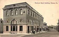 National Bank Building in Emaus Emmaus PA OLD