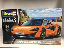 +++ Revell McLaren 570S 1:24 07051