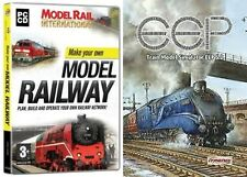 eep train model simulator 5 tin case & Make Your Own Model Railway  new&sealed