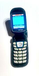 UT Starcom Audivox  CDM8945VW  Black Verizon Flip Cellular Phone