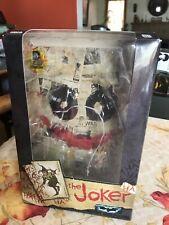 NECA The Joker Dark Knight Heath Ledger Box w/ Accessory