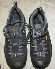 KEEN BRADDOCK  Low  Steel Toe Work Shoe NEW MISMATCHED SIZE L SZ  9.5 R SZ 10.5