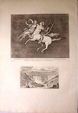 Italy/ Italy, Herculaneum,Herculaneum.M ujer Centaur. Barbault, 1761