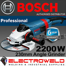 Bosch Angle Grinder 230mm Corded Electric Professional Steel Cutting Power Tool