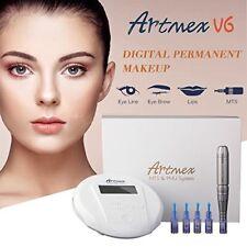 V6 Tattoo Needles Artmex MTS PMU System Digital Permanent Makeup Eyebrow Machine