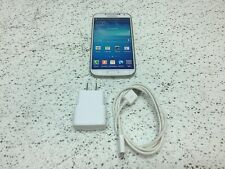 Samsung Galaxy S4 SGH-I337 - 16GB - White (AT&T) Smartphone, Good Condition