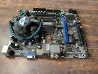 MSI G41M-P23, LGA775 Socket, Intel Motherboard