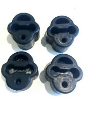 4 X EXHAUST RUBBER HANGER MOUNT MOUNTING FOR FORD FALCON ED EF EL AU BA BF FG