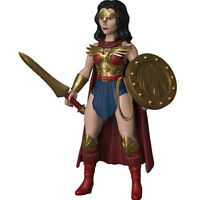 "FUNKO DC PRIMAL AGE Wonder Woman 5"" RETRO STYLIZED ACTION FIGURE NEW"