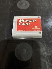 Memory Card Plus Performance Nintendo 64 N64 Free Shipping
