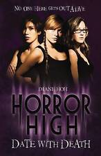 Date with Death (Horror High), New, Diane Hoh Book
