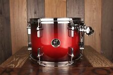 SONOR 12 X 9 FORCE 3007 TOM SMOOTH RED BURST