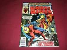 #27 1977 VG//FN 5.0 Stock Image Low Grade Ghost Rider 1st Series