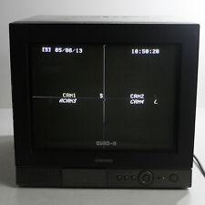 CCTV Security Monitor Samsung SMO-151QN