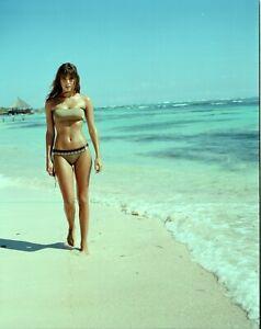 """1 negative color 2.25"""" Sexy Bikini MODEL - 6x7cm color 020307"""