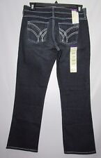 Wrangler Women's Jeans  Q-Baby The Ultimate Riding Jeans Size 7/8 x 30 WRQ20AU