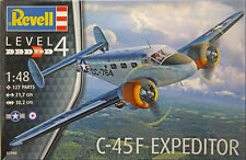 Revell Germany C-45F Expeditor aircraft model kit 1/48
