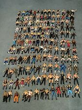 WWE WWF WCW ECW Wrestling 265 Figure Lot With Accessories Vintage