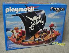 Playmobil 5298 TOTENKOPFSEGLER Piraten Boot Segler Schiff Neu