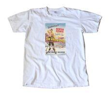 Sun Valley Winter Sports Vintage Decal Poster T-Shirt - Snow Ski Ketchum Idaho