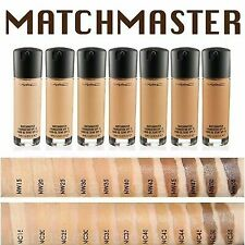 MAC MatchMaster SPF 15 Broad Spectrum Foundation 35ml FULL SIZE *PICK YOUR SHADE