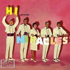 Smokey Robinson, Mir - Hi We're the Miracles [New CD]