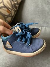 Clarks toddler boys shoes 5.5 F
