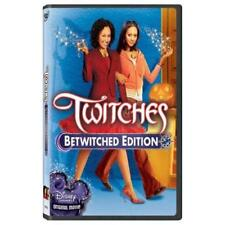 Twitches (Disney Bewitched Edition) Region 1 New DVD