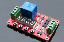 FRM01 Multifunction Self-lock Relay Cycle Timer Module PLC Delay 12V New Arrival