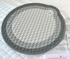 Pampered Chef ~NEW~ SILICONE NESTING TRIVETS - Set of 3
