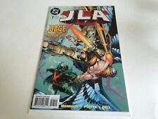 Dc Comics JLA Justice League Of America Rage Of Angels Issue #7 July 1997