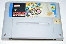 Nintendo SNES Spiel SUPER BOMBERMAN