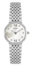 Rotary Ladies LB00496/41 Mother of Pearl Dial Steel Bracelet Watch New