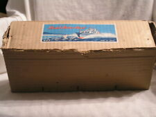 Japanese Made Model Mot0R Boat With Box