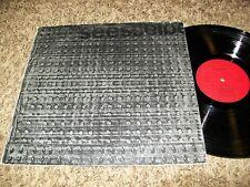 Private Press Krautrock LP SEESSELBERG German Issue 1973 LP!